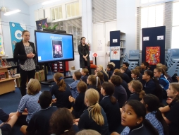 Cybersafety Team visit